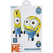Despicable Me Make Your Own Minion Balloons