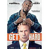 Get Hard DVD