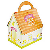 Easter biscuit hen House kit
