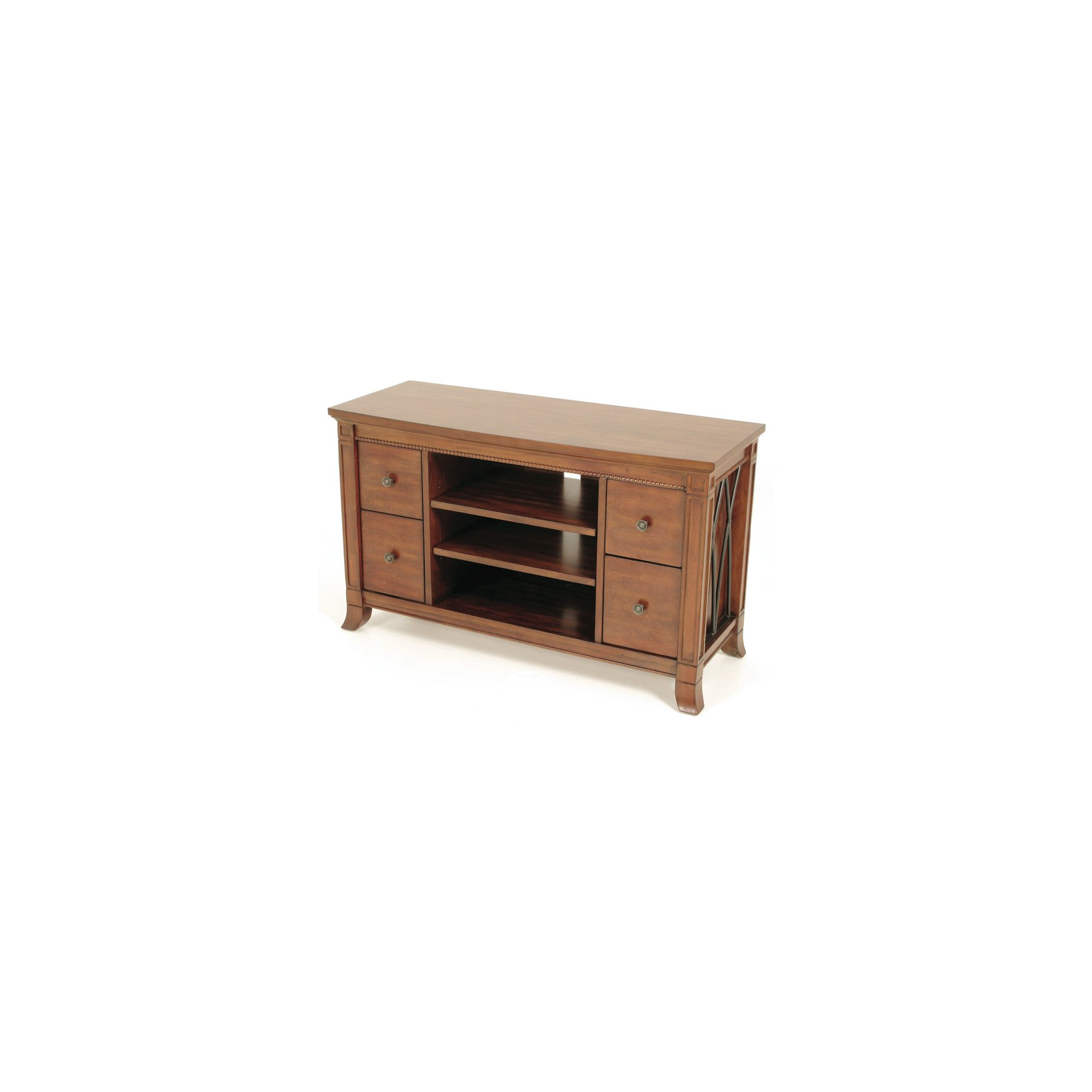 Elements Malta Straight TV Stand at Tesco Direct
