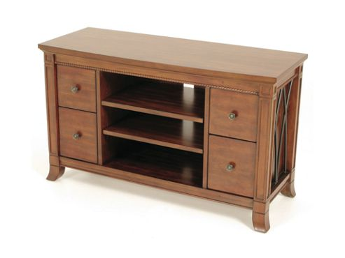 Elements Malta Straight TV Stand