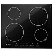 Hotpoint Ultima Induction Hob, CIX644CE, Black