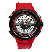 Scuderia Ferrari Gents Lap Time Watch 0830019