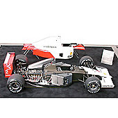 Tamiya Mclaren Mp4/6 Honda Senna 89721 1:12 F1 Car Model Kit