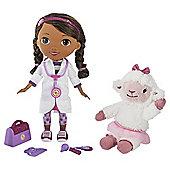 Doc McStuffins Interactive Doc and Lambie