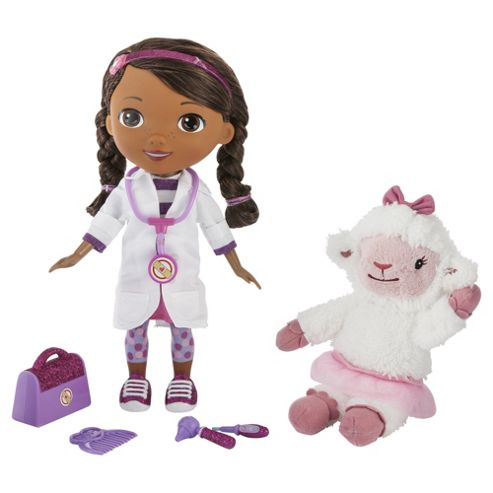 Doc McStuffins Interactive Doc and Lambie