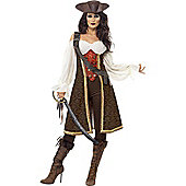 High Seas Wench - Adult Costume Size: 12-14
