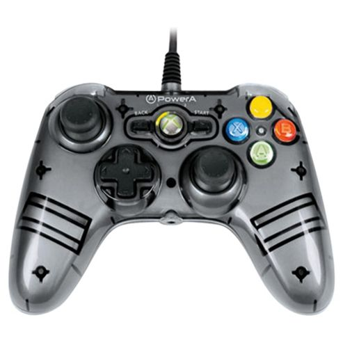Mini Wired Xbox 360 Controller - Black