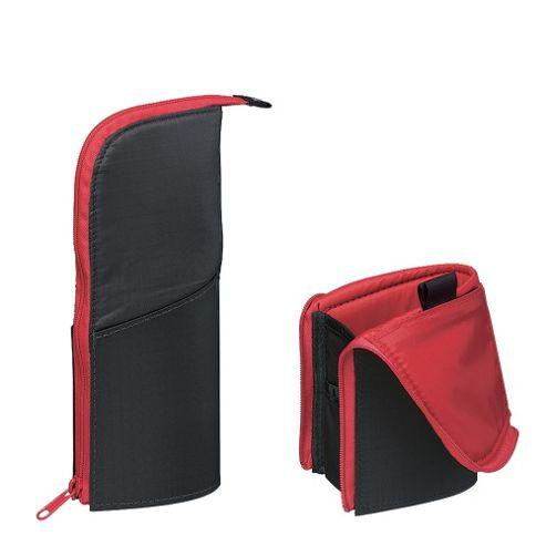Kokuyo Neocritz Transformer Red Pencil Case