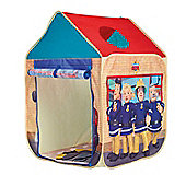 Fireman Sam Pop Up Wendy House Play Tent