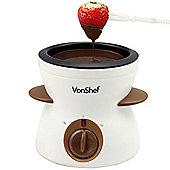 VonShef Electric Chocolate Fondue Melting Pot