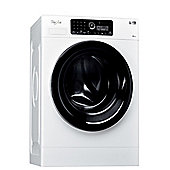 Whirlpool Supreme Care FSCR10431 Washing Machine, White