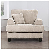 Kensington Fabric Chair Biscuit