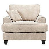 Kensington Fabric Chair Biscuit