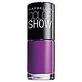 Maybelline Color Show Nail 553 Purple Gem