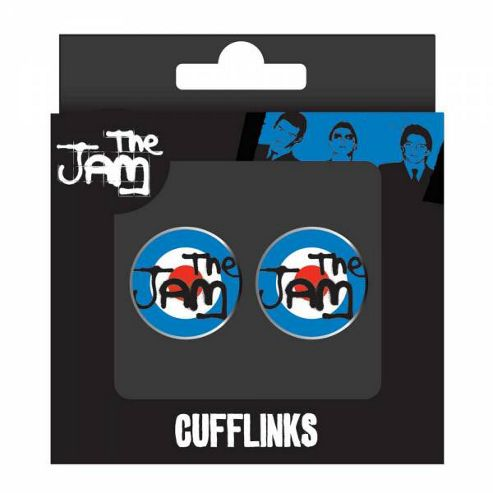 Half Moon Bay The Jam Cufflinks