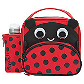 Smash Lunchbag Ladybird