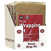Post Office Parcel Wrapping Kit