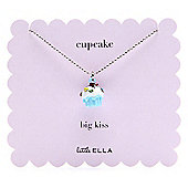 Little Ella Children's Cupcake Pendant