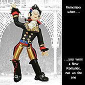 Holy Mackerel New Romantic Greetings Card