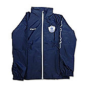 2013-14 QPR Lotto Official Woven Jacket (Navy) - Navy