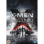 X-Men And The Wolverine Adamantium Collection (DVD)