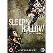 Sleepy Hollow - Series 2 DVD