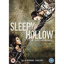 Sleepy Hollow - Series 2 DVD