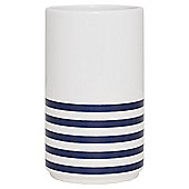 Tesco Stripe Tumbler