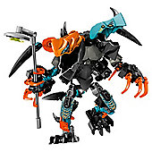 LEGO Hero Factory SPLITTER Beast vs. FURNO & EVO 44021