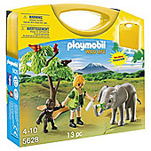 Playmobil 5628 Wildlife Carry Case