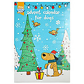 Good Boy Christmas Advent Calendar Dog