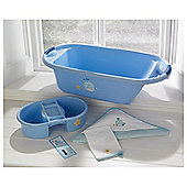 Lollipop Lane Bath Set (Blue Whale)