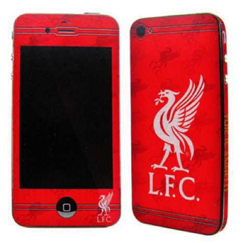 Liverpool 50003 Skin for iPhone 4