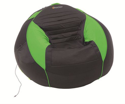 X-Rocker Beanbag with Sound