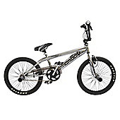 "Rooster Big Daddy BMX Chrome frame with 20"" Spoke Wheels"