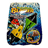 Hydro Storm Blaster Wind Up Diving Torpedo