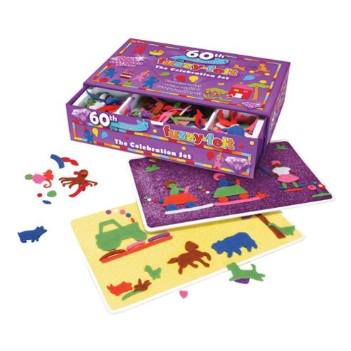Fuzzy-Felt Celebration Set