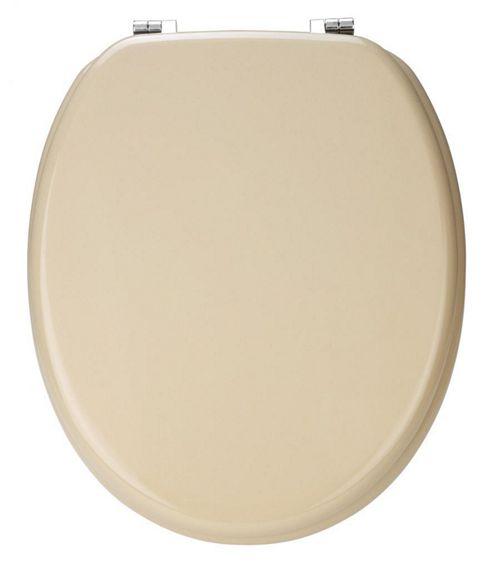 Wenko Valencia Toilet Seat - 16cm H x 51cm W x 23cm D
