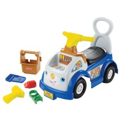 Fisher-Price Tool Box Ride-On
