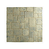 Balmoral Paving Patio Kit 5.76sqm Rustic Sage