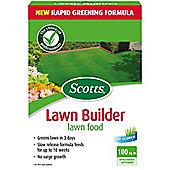 Scotts Lawnbuilder Lawn Food 100m2