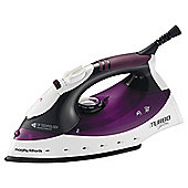 Morphy Richards 300102 2000W Turbosteam Iron - Purple
