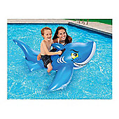"INTEX 60.5"" x 41"" Friendly Shark Inflatable"