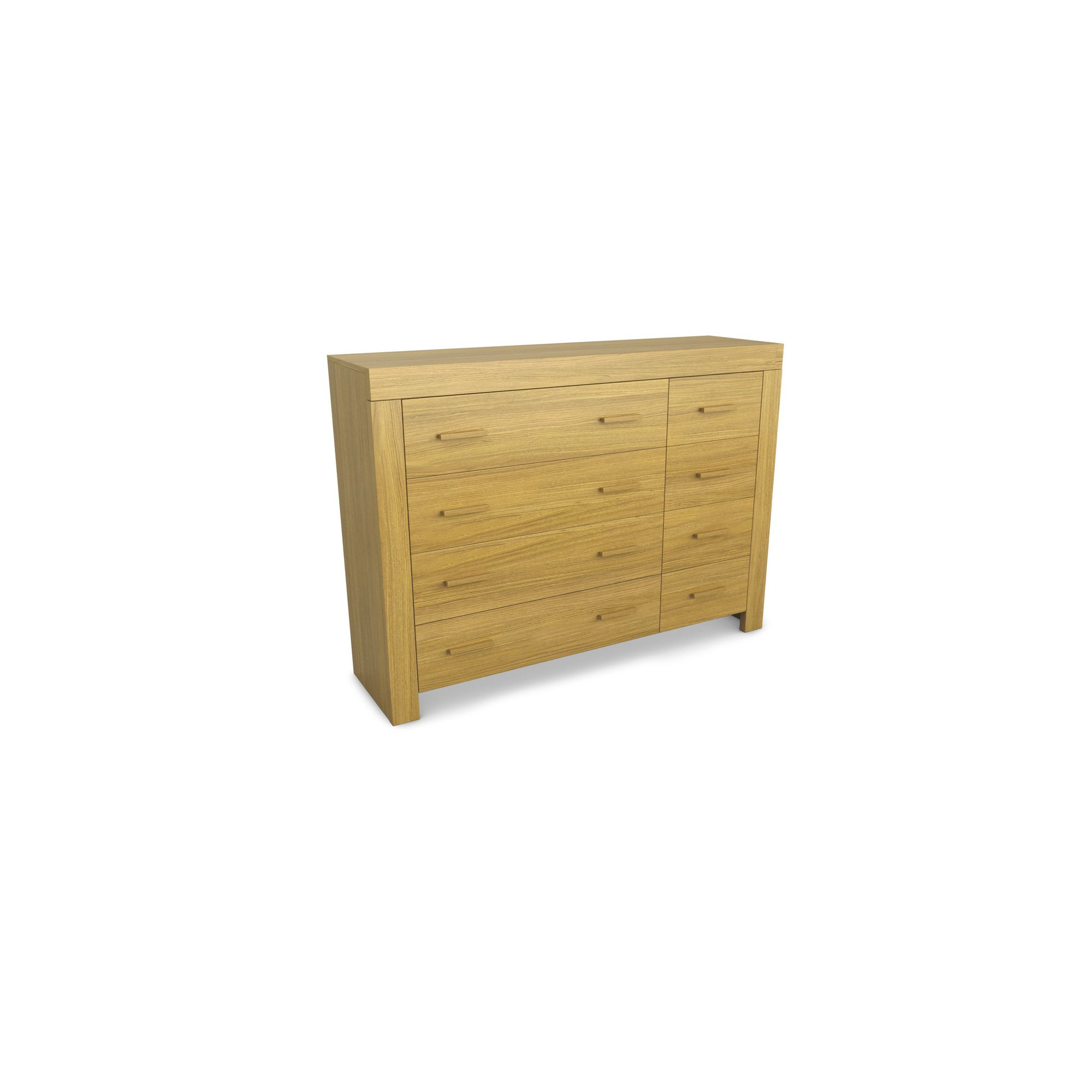 Urbane Designs Jive 4 Over 4 Drawer Chest at Tesco Direct