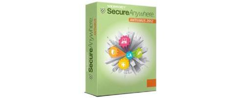 Webroot SecureAnywhere Essentials 3 User