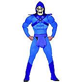 He-Man Skeletor - Adult Costume Size: 38-40