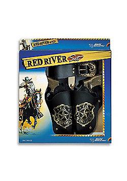 Red River Cap Gun Set - 8 Shot