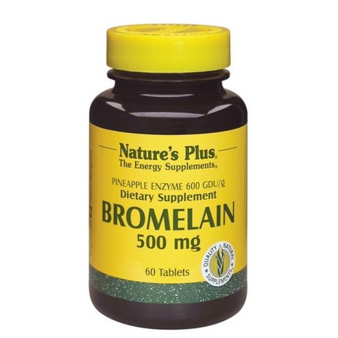Bromelain 500mg, 60