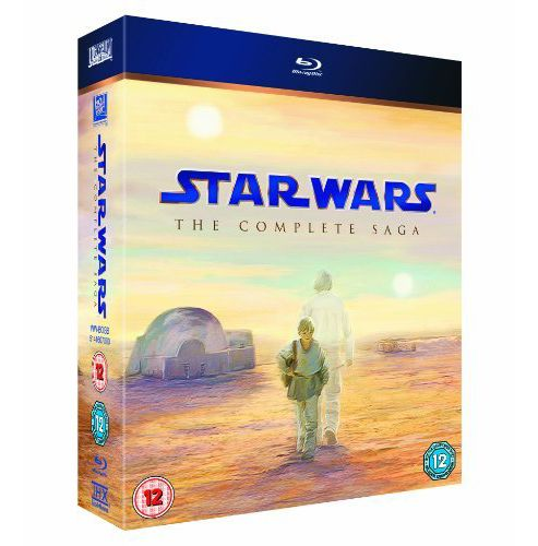 Star Wars : The Complete Saga (Blu-ray Boxset)